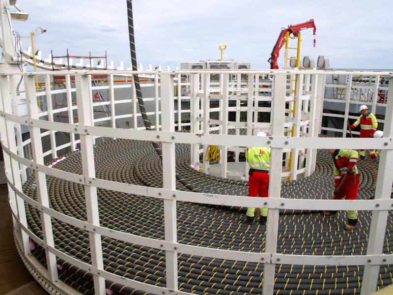 Offshore Turntable 1