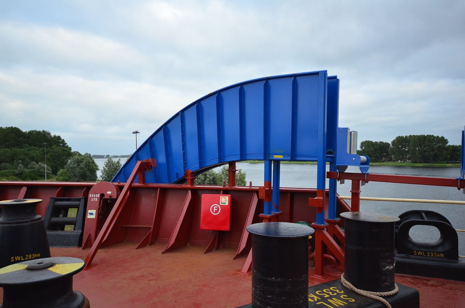 Cable Chute 3
