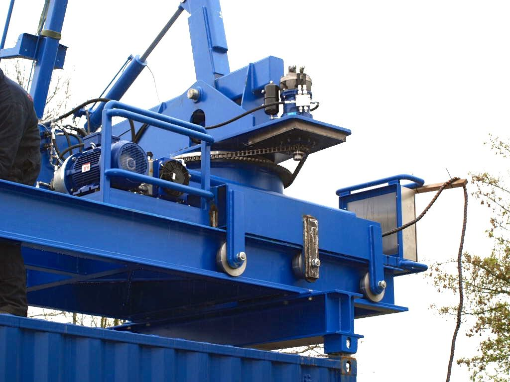 Oval Cable Crane (OCC) 1