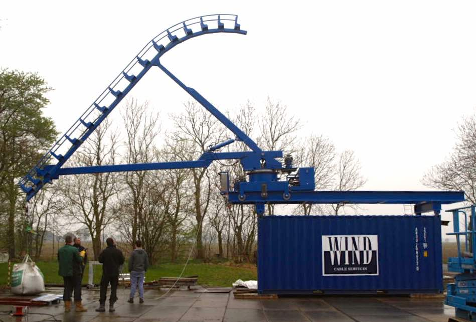 Oval Cable Crane (OCC) 3